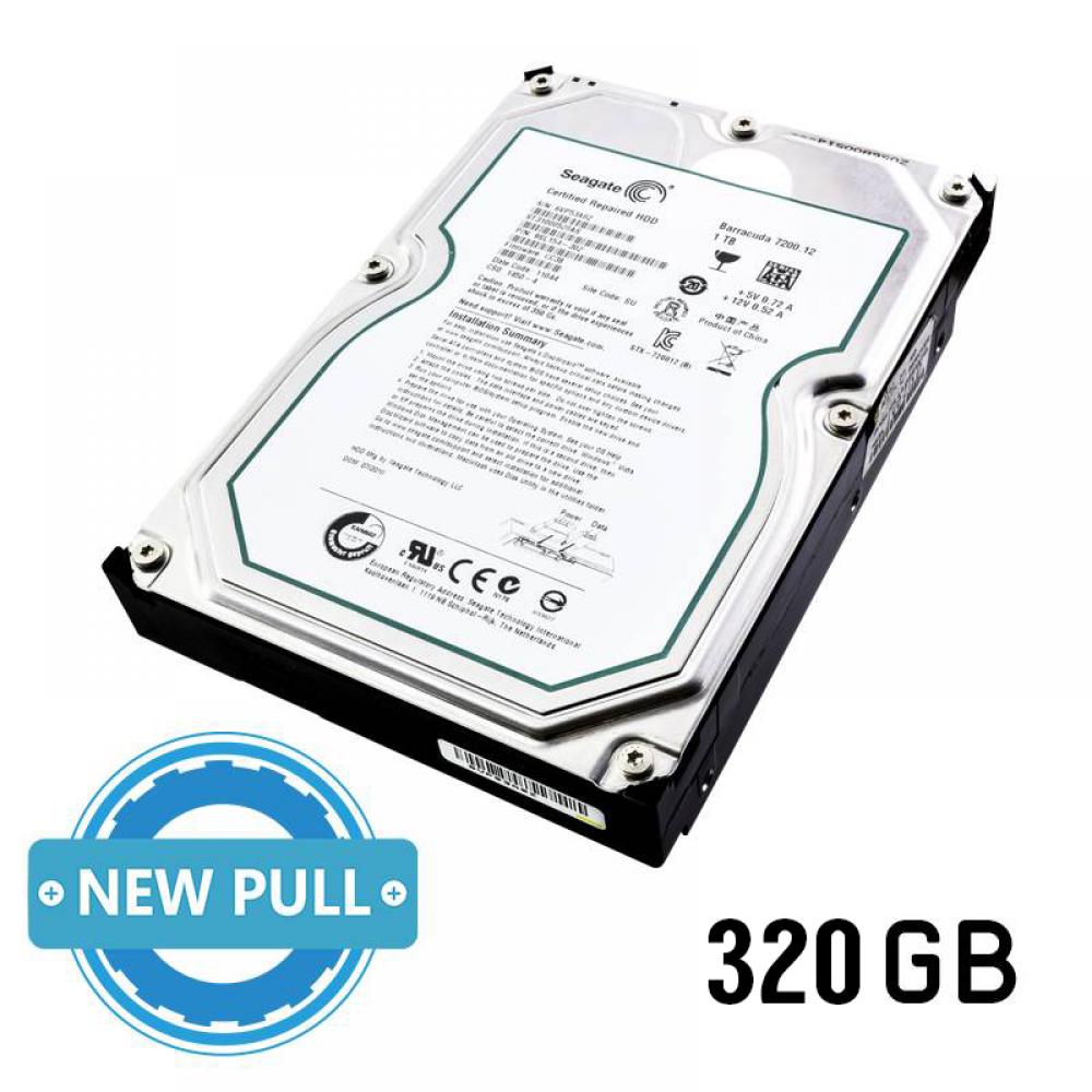 Disco duro New Pull SATA 3.5 de 320GB