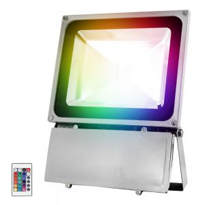 Reflector LED multicolor RGB 100W
