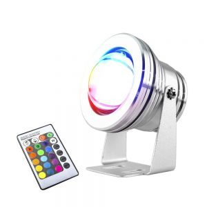 Reflector LED RGB multicolor 10W