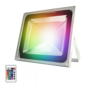 Reflector LED multicolor RGB 50W
